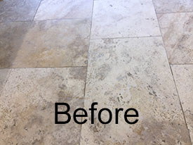 Cleaning Travertine Tiles Buckinghamshire