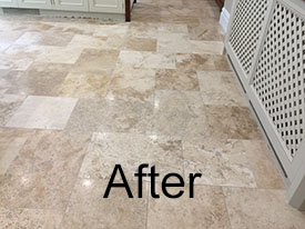 Travertine Cleaning Buckinghamshire