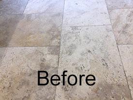 Cleaning Travertine Tiles Buckinghamshire